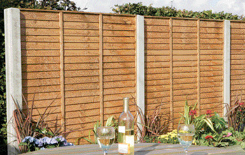 traditional fence panels view full product range